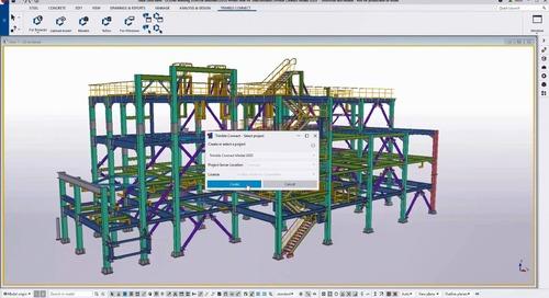 Tekla 2020 - Novidades para Estruturas Metálicas