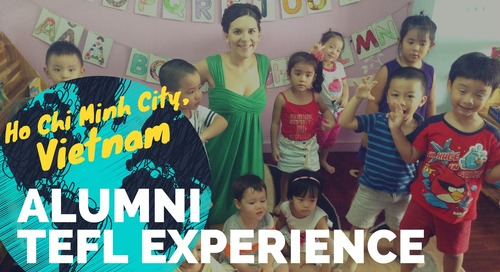 Day in the Life Teaching English in Ho Chi Minh City, Vietnam With Jacklynn Blanchard