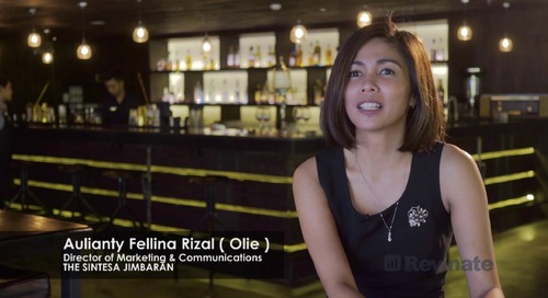 Revinate Heroes: Aulianty Fellina Rizal, Director of Marketing and Communication