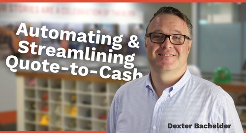 Viewpoint Quote-to-Cash Webinar ft. Dex Bachelder