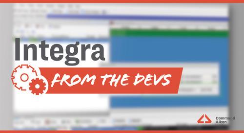 Introducing Integra | Version 2020.3