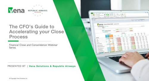 2017-03-30 - The CFO's Guide to Accelerating your Close Process