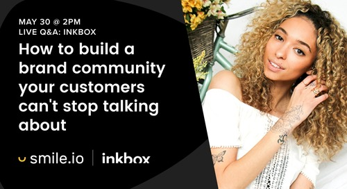Live Q&A: How to Build a Brand Community Your Customers Can't Stop Talking About
