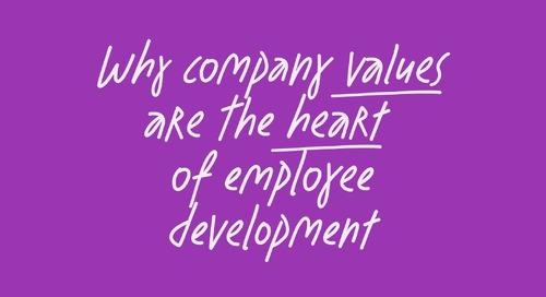 Why company values are the heart of employee development - feat. Xero