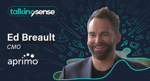 The Economics of Winning with Ed Breault - CMO of Aprimo