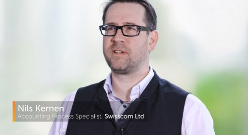 Swisscom Accountants Use RPA to Automate Repetitive Processes