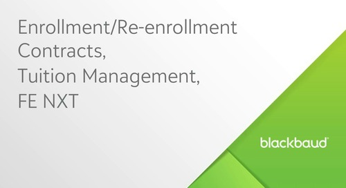Streamline Enrollment, Tuition, and Accounting with One Solution
