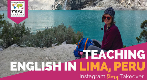 Day in the Life Teaching English Online from Lima, Peru with Elizabeth Wallace