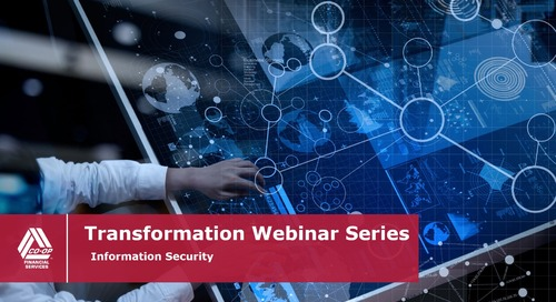 Transformation Webinar [INTERNAL] - Information Security