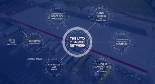 The Lytx Integration Network