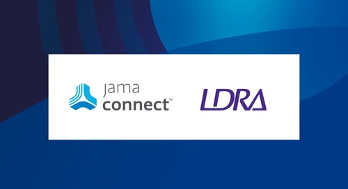 Jama Connect™ + LDRA