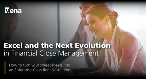 Excel and the Next Evolution in Financial Close Management