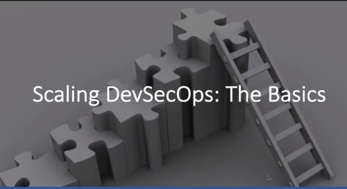 Panel Discussion: Scaling DevSecOps