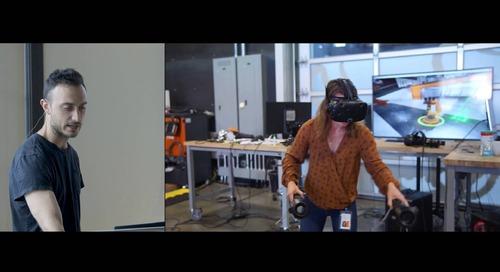 Nicholas Cote of Autodesk | Robotics in Construction