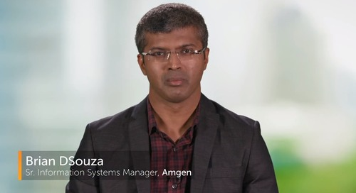 RPA Helps Amgen with Life-Saving Research | Automation Anywhere Testimonial