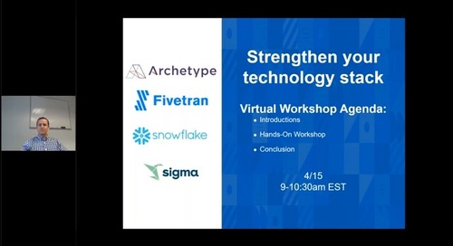 Strengthening Your Stack: Learn How Your Modern Data Stack Functions Best