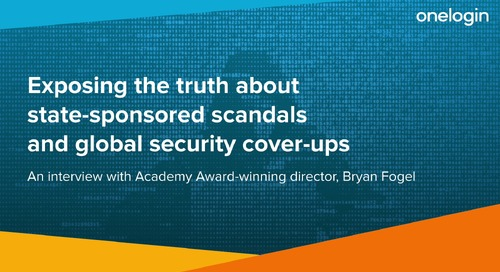 Scandals & Security Cover-ups with Bryan Fogel