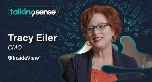 Uniting Your Sales and Marketing Teams with Tracy Eiler, CMO of Insideview