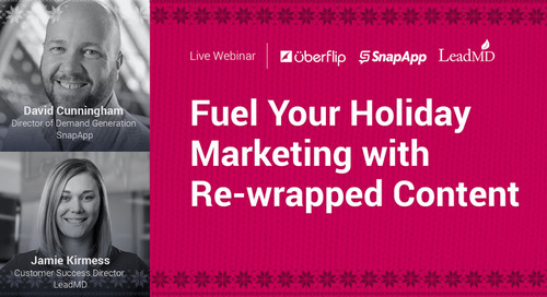 Fuel Your Holiday Marketing with Re-Wrapped Content