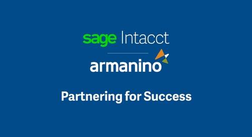 Sage Intacct Partner Armanino || Scott Schimberg