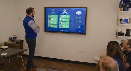 See How Pax8 Improves Productivity With KPI Screens