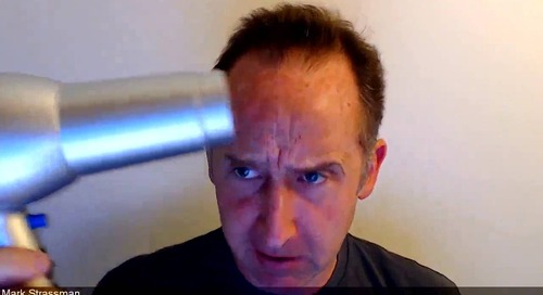 BlueJeans Presents: The Hairdryer Test featuring Dolby Voice