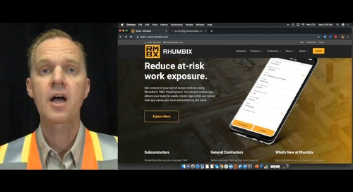 [Video] Rhumbix + BIM 360 Partner Integration
