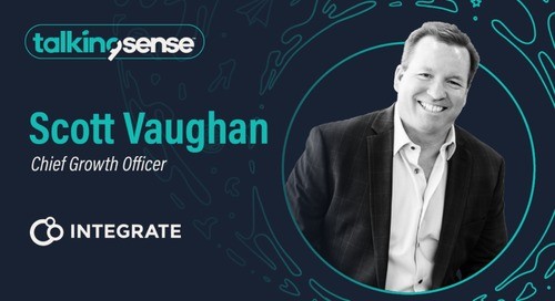 talking Orchestration with Integrate Chief Growth Officer Scott Vaughan