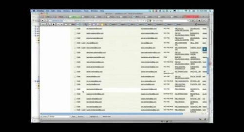 Demo Video: Mobile Survey App (BP AMPM)
