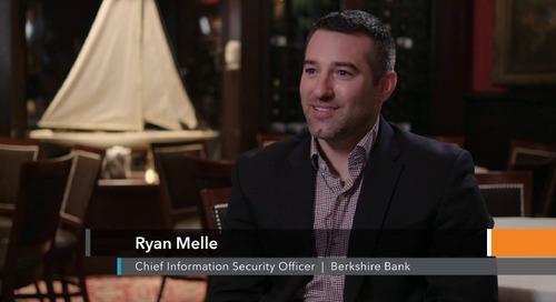 Cloud Trailblazer — Ryan Melle, Berkshire Bank