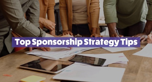 Top Sponsorship Strategy Tips