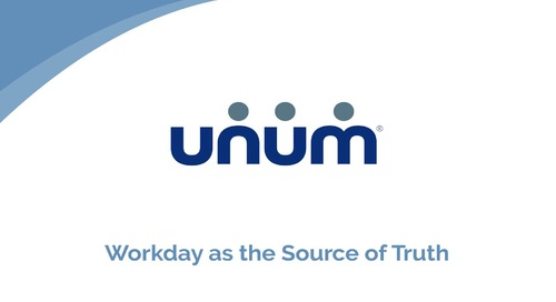 Ben Etheridge: Workday as the Source of Truth