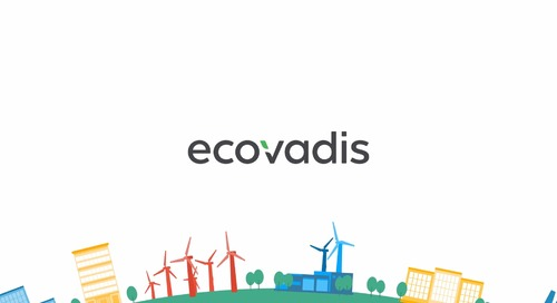 EcoVadis Ratings Solution 30 Second Overview