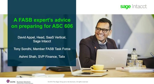 3 Best Practices for ASC 606 Readiness