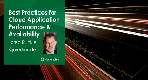 eMedia & Dyn - Best Practices for Cloud Application Performance & Availability