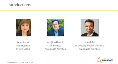 Cognitive Automation - Hype or Reality