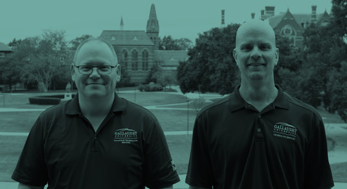 ServiceNow Success Story: Rick Baker and Cary Barbin, Gallaudet University