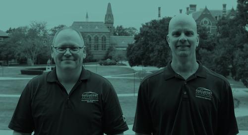ServiceNow Success Story: Rick Baker and Cary Barbin, Gallaudet University