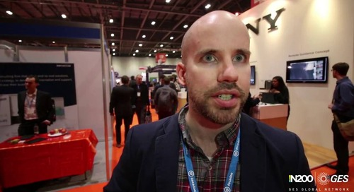 N200 GES Quickfire Interview Exhibitor Smarts