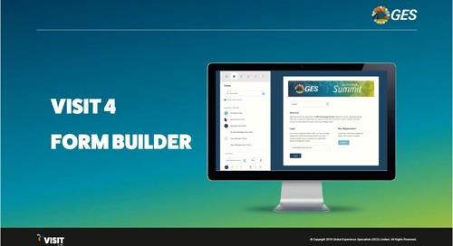Visit 4 form builder demo