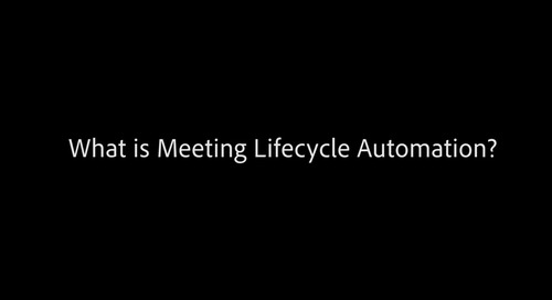 What is Meeting Lifecycle Automation?