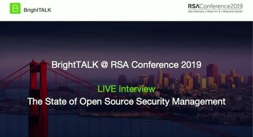 The State of Open Source Security Management