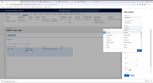 Sales Tax Solutions for Dynamics 365 from Vertex