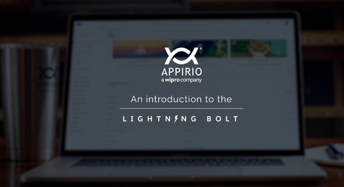 An Introduction to Salesforce Lightning Bolts