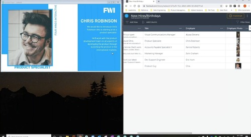 FWI Cloud - A Hands-On Demo