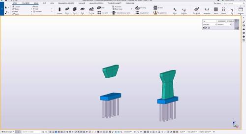 Advanced BrIM - Sofistik - Grasshopper - Tekla Workflow