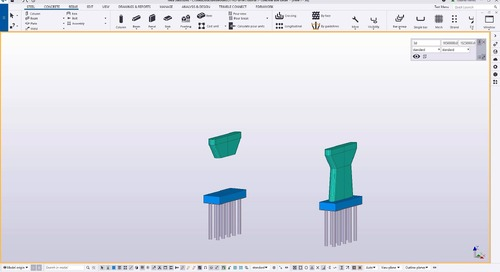 Advanced BrIM - Sofistik - Grasshopper - Tekla Workflow