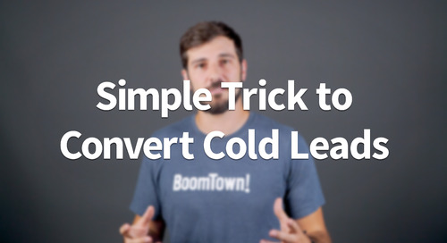 Simple Trick to Convert Cold Leads