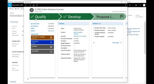 Kickstart Your Revenue Pipeline with Dynamics 365 for Sales