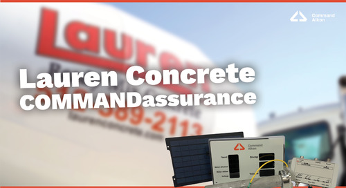 How Lauren Concrete Utilizes COMMANDassurance